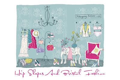 Hip shapes and Bristol fashion