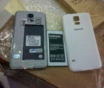 Samsung Galaxy S5 5 inchi gold white black [ superking supercopy ...
