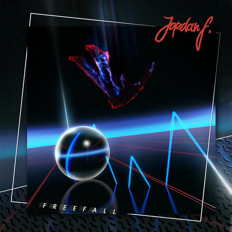Jordan F - Freefall EP