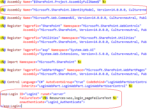 Assembly reference to Microsoft.IdentityModel.dll