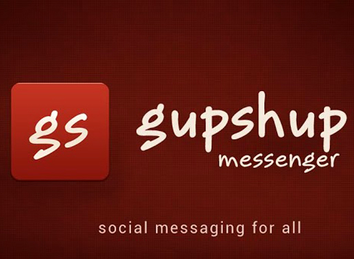 Free Sms Application For Android 2013 (Gup Shup Messenger)