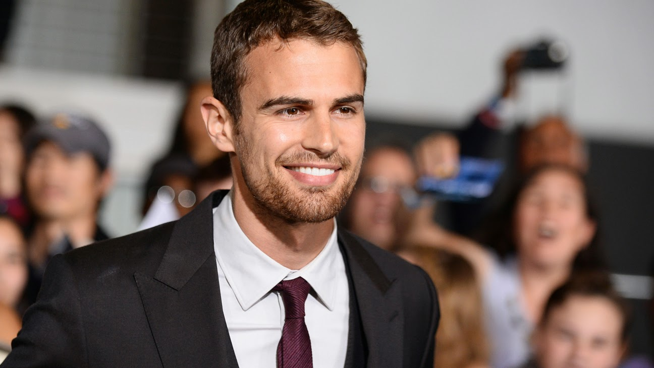 British Actor Theo James Movies list