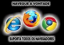 Play  suporta todos navegadores