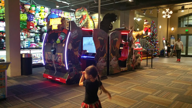 Jurassic Park Game, Family Fun