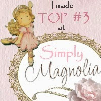 Wow!! Thank you ladies @ Simply Magnolia 1st June