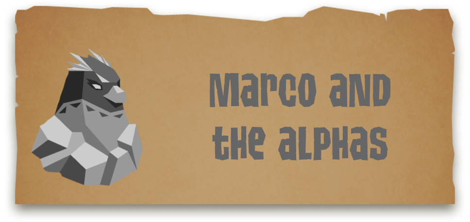 Marco & the Alphas