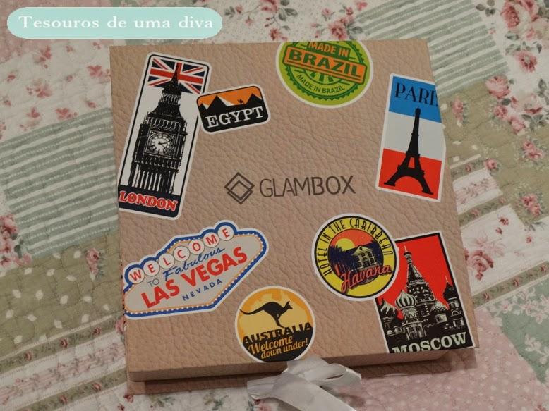 glambox Julho 2014