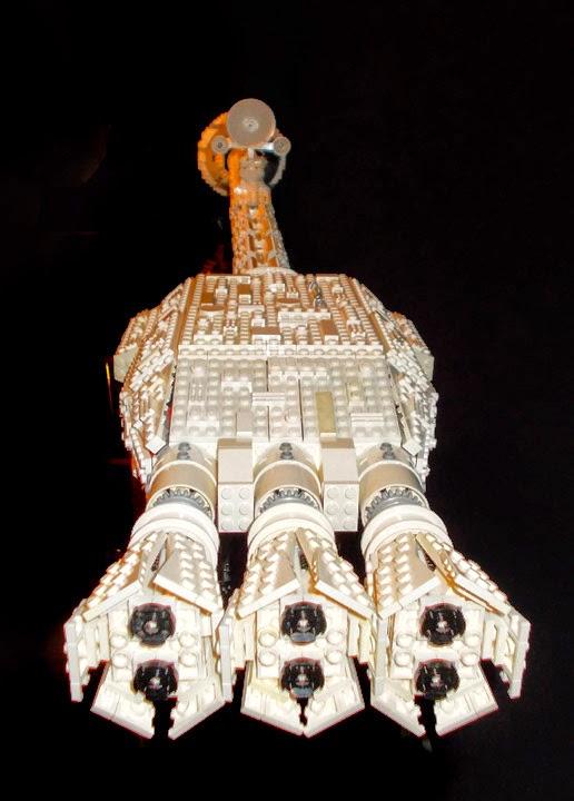 MOONBASE CENTRAL ROB GODWIN S LEGO DISCOVERY ONE