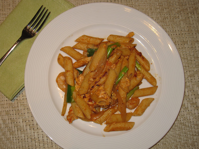 Fried Penne Recipe — Dishmaps