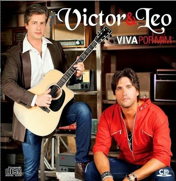 Victor & Leo - Viva Por Mim CD Capa