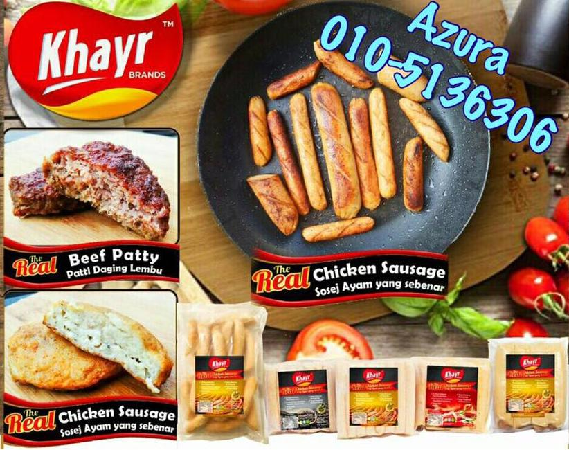 Khayr: Healthy and Delicious Frozen Food