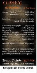 """""""Ludwig"""" de Jorge Ducca"""