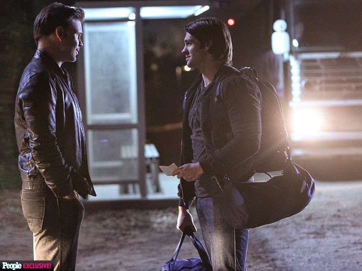 The Vampire Diaries - Episode 6.14 - Stay - Promotional Photos *Updated with 1 More*