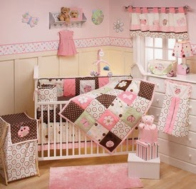 baby room decorating ideas for girls