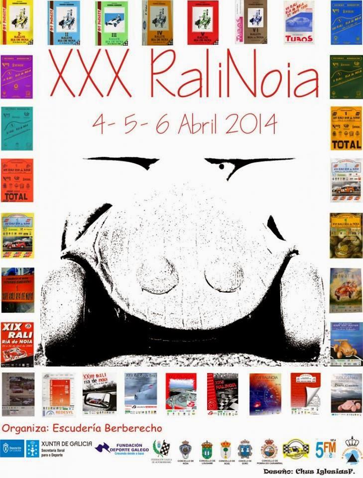 Inscritos Rally de Noia 2014 1904000_607474186004180_978174750_n