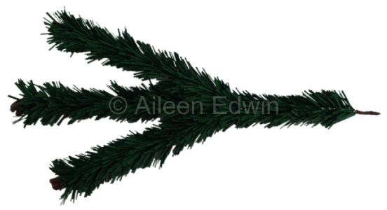 Fur tree branch