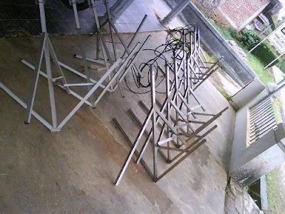 Jual Perangkat dan antenna Pemancar Radio FM
