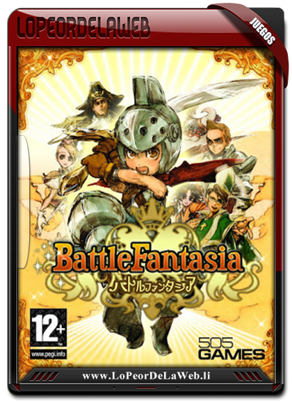 Battle Fantasia -Revised Edition-  (Textos Castellano)