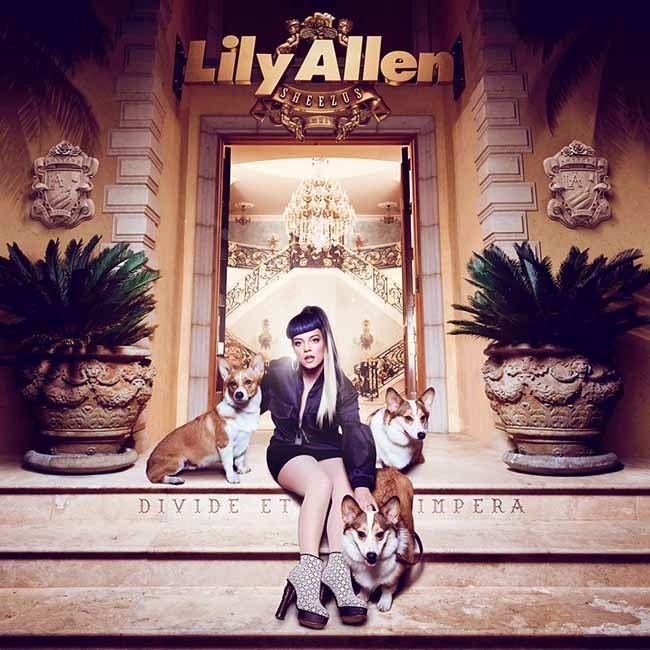 Lily Allen, Sheezus cover