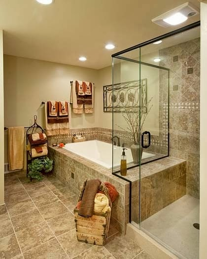 Flooring Fanatic: Dreaming Of A New Bathroom?