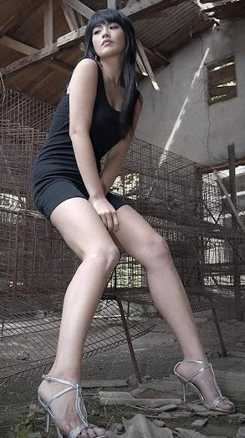 Foto Nakal Kim Shi Hyang Tidak Pakai Celana Dalam