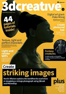 3D Creative Magazine Issue 98 October 2013