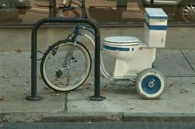 toilet bike from jokeroo.com