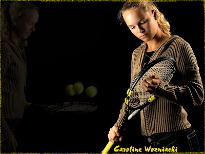 Hot Caroline Wozniacki 2011 Wallpaper
