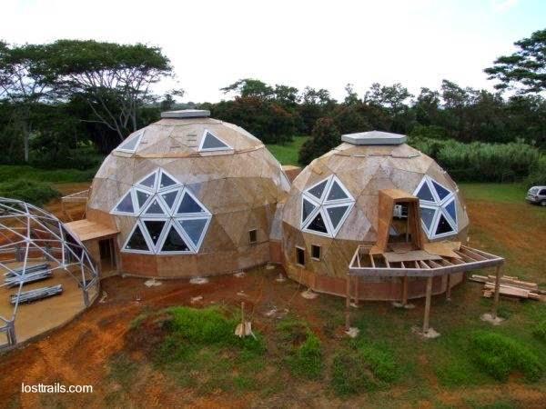 Casas y apartamentos construcci n de casas ecol gicas - Construccion de casas ecologicas ...