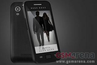 Samsung presenta el nuevo Galaxy Ace Hugo Boss