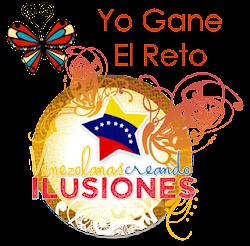 Gane el Reto 9 Venezolanas Creando Ilusiones