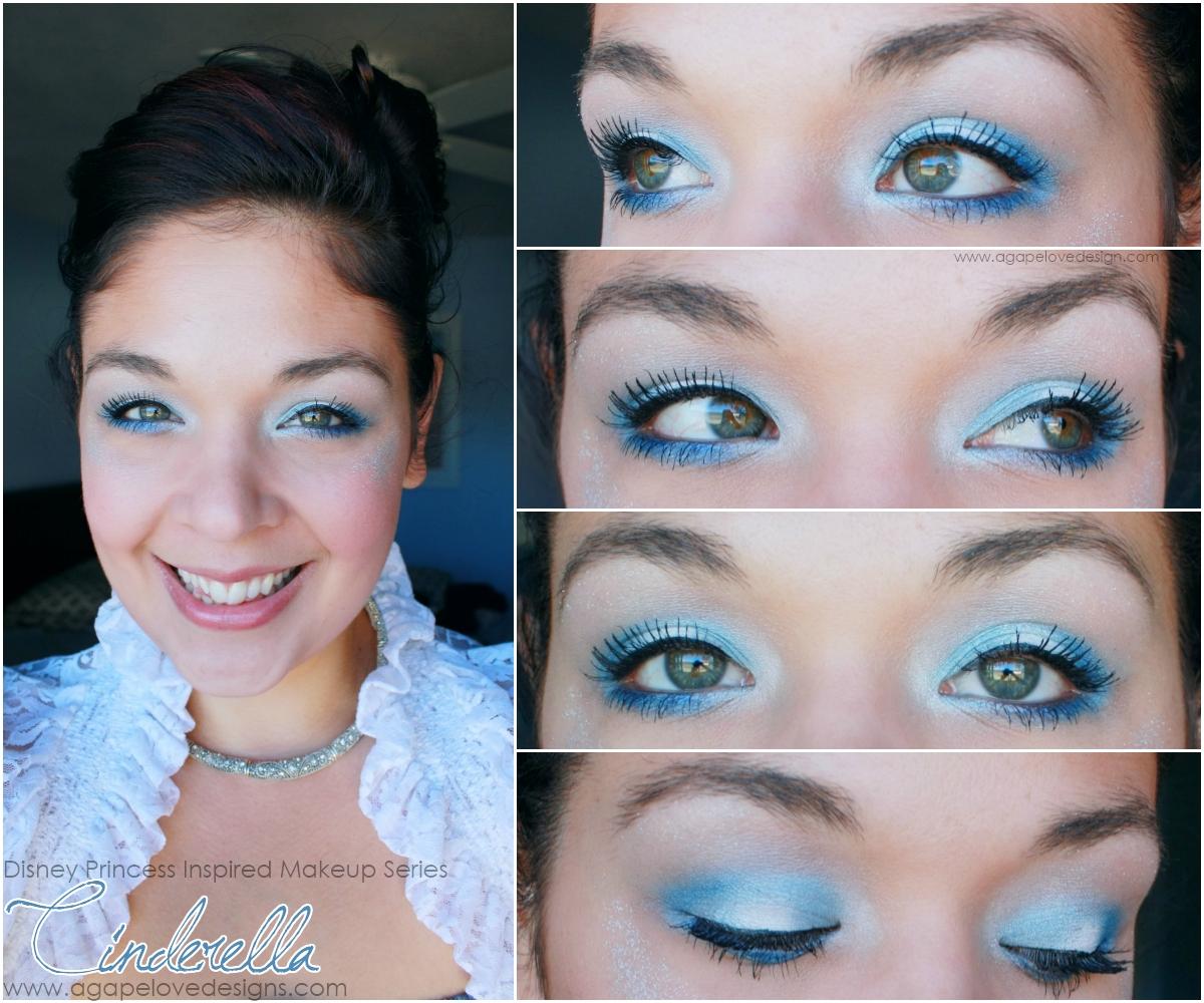 Princess Tiana Makeup: Princess Makeup Look