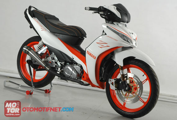 Modifikasi Yamaha New Jupiter Z1 title=