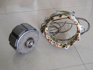 Engineering photos videos and articels engineering search for Permanent magnet motor generator sale