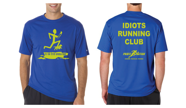 Idiots Running Club Merchandise