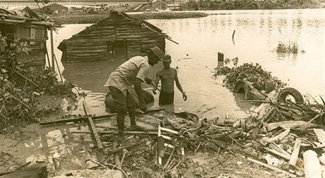 Resultado de imagen para Dominicanos recuerdan hoy el devastador huracán David de 1979