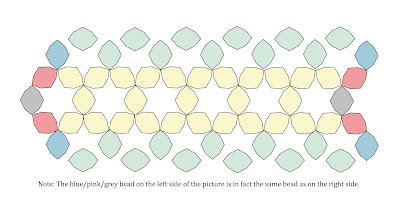 beaded bead free pattern