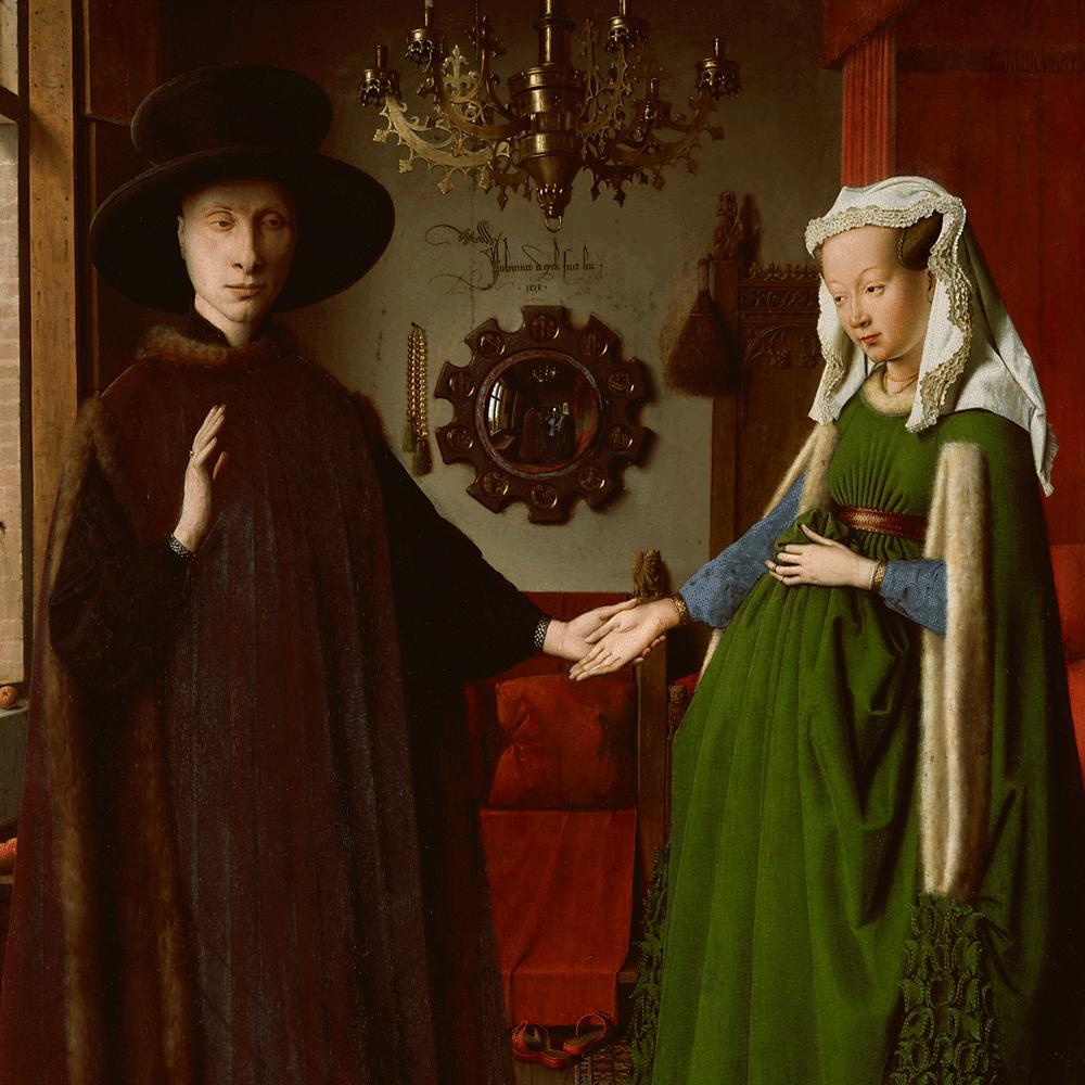 Jan van Eyck or Johannes de Eyck