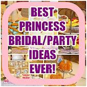 DISNEY princess inspired ideas!