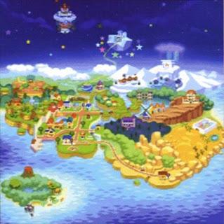Mushroom Kingdom!