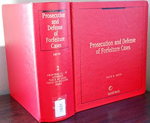 Book Cover: Prosecution and Defense of Civil Forfeiture Cases