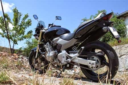 koleksi gambar motor CB 600F