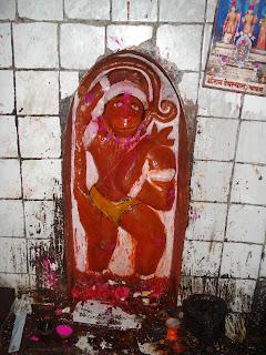 shinganwadi maruti - 11 Maruti temples akara hanuman darshan