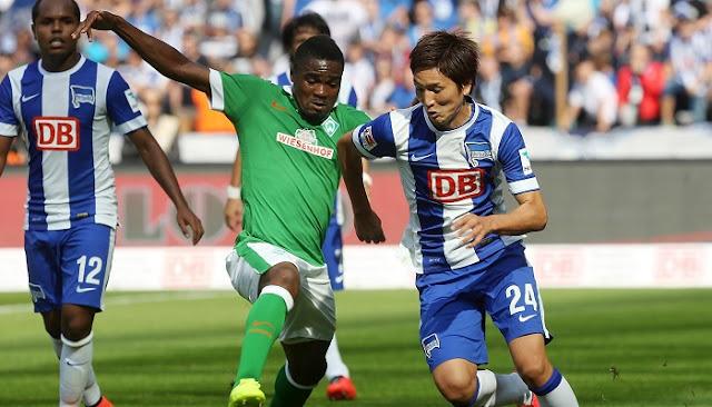 Hertha Berlin vs Werder Bremen en vivo