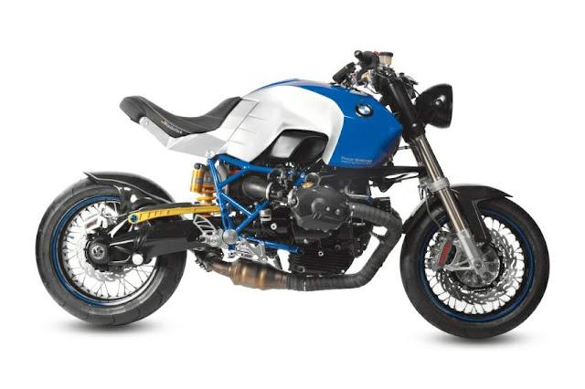 2011 BMW Wunderlich HP2 Sport Speed Cruiser | BMW Motorrad | Custom BMW Motorcycle