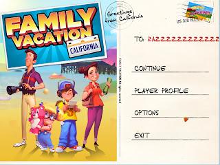 Family Vacation: California [FINAL]