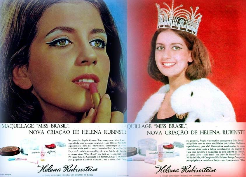 ########## 50 ANOS DA ELEIÇÃO DA MISS BRASIL UNIVERSO 1964 ###########