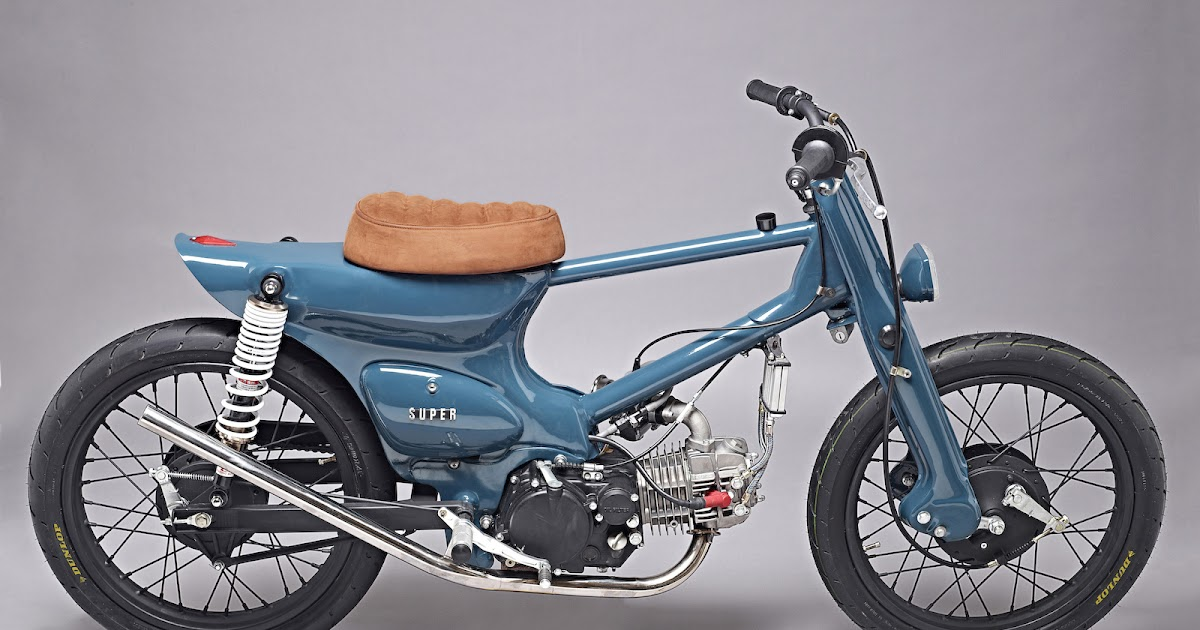 Moto Mucci Daily Inspiration Super Motor Company Salt