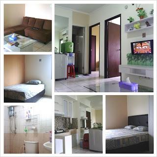 Sewa Apartemen Harian Mediterania Garden Residence Jakarta Barat