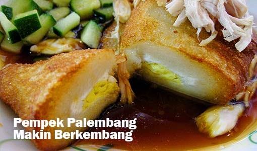 Pempek Palembang Sukses Jadi Makanan Nasional Consumedia Indonesia